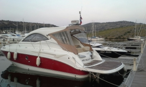 Image of Beneteau Monte Carlo 32 Hard Top for sale in Croatia for €128,000 (£113,422) KRVAVICA, Croatia