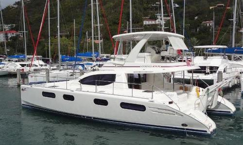 Image of Robertson and Caine Leopard 47PC for sale in British Virgin Islands for $399,000 (£302,374) Tortola, British Virgin Islands