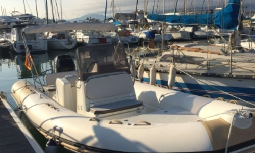 Image of Zodiac 750 for sale in France for € 49.900 (£ 43.606) SAINT CYPRIEN, France