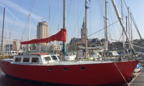 Image of Custom Built Custom 12 Steel Lifting Keel for sale in France for €60,000 (£53,588) DUNKERQUE, France