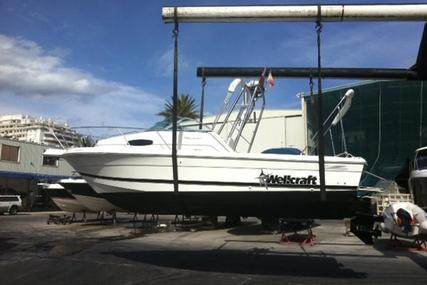 Wellcraft 22 Walkaround for sale in Spain for €22,000 (£19,354)