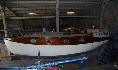 Image of Maurice Griffiths Thames Bawley 26 for sale in United Kingdom for £9,250 Beaulieu, United Kingdom