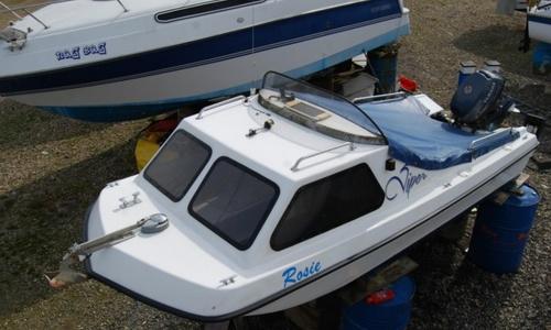 Image of Sea Hunter 450 Viper for sale in United Kingdom for £7,500 Tollesbury Marina, Essex, United Kingdom
