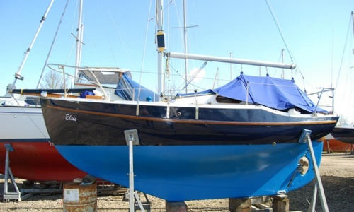 Image of Tankard Yachts Tankard 19 for sale in United Kingdom for £5,995 Tollesbury Marina, Essex, United Kingdom