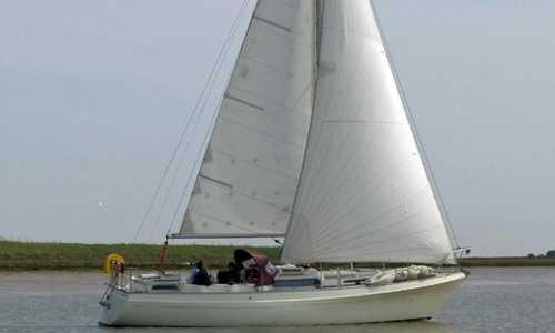 Image of Moody 33 MK I for sale in United Kingdom for £18,995 Tollesbury Marina, United Kingdom