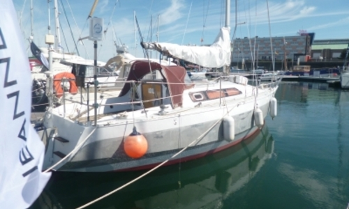 Image of Alubat OVNI 28 for sale in France for €30,000 (£26,423) CHERBOURG, France