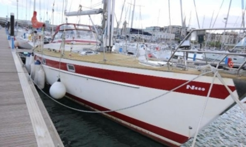 Image of Najad 440 for sale in Ireland for €124,500 (£111,793) DUBLIN, Ireland