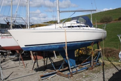 Hanse 301 for sale in Ireland for €31,500 (£28,134)