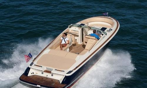 Image of Chris-Craft Launch 34 Heritage Edition for sale in United Kingdom for £293,417 Swanwick, United Kingdom