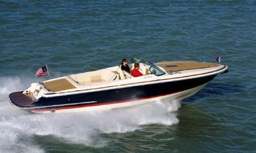 Image of Chris-Craft Corsair 28 Heritage Edition for sale in United Kingdom for £295,000 Swanwick, United Kingdom