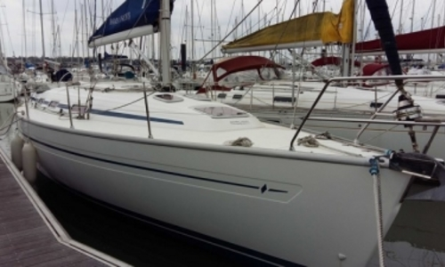 Image of Bavaria 36 Shallow Draft for sale in France for €50,000 (£44,305) LA ROCHELLE, France