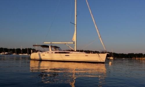 Image of Beneteau Oceanis 50 for sale in Croatia for €165,000 (£147,593) SPLIT, Croatia