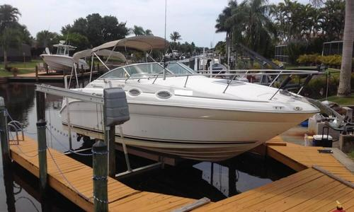 Image of Sea Ray 260 Sundancer for sale in United States of America for $19,000 (£14,731) Naples, Florida, United States of America