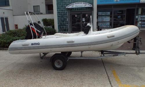 Image of Brig 450S for sale in United Kingdom for £5,995 United Kingdom