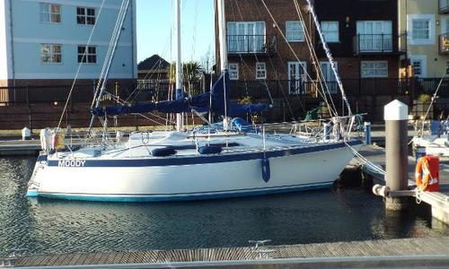 Image of Moody 29 for sale in United Kingdom for £18,950 United Kingdom