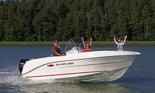 Image of Smartliner New Sunbreeze 525 Open for sale in United Kingdom for £19,500 Plymouth, United Kingdom