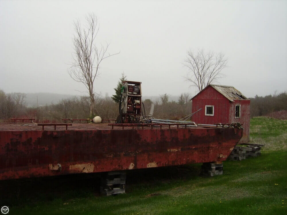 Corten Steel 16x40 Little Dipper For Sale In United States Of