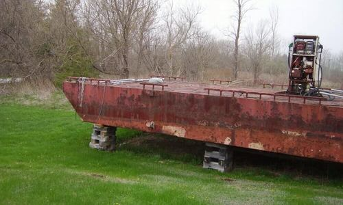 Image of Corten Steel 16x40 Little Dipper for sale in United States of America for $26,800 (£21,171) Thomaston, Maine, United States of America