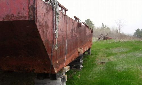 Image of Corten Steel 16x40 Little Dipper for sale in United States of America for $26,800 (£21,376) Thomaston, Maine, United States of America