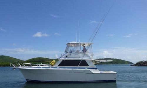 Image of Bertram 42 Convertible for sale in Puerto Rico for $130,000 (£98,270) Puerto Rico