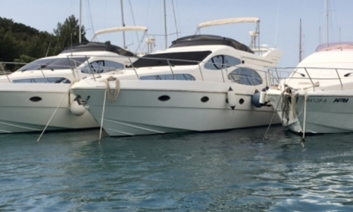 Image of Azimut 46 for sale in Croatia for €230,000 (£203,805) ROGOZNICA, Croatia