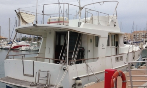 Image of Beneteau Swift Trawler 42 for sale in France for €180,000 (£160,859) LA GRANDE MOTTE, France