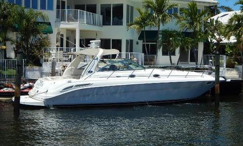 Image of Sea Ray 410 Sundancer for sale in United States of America for $149,900 (£107,592) Fort Lauderdale, FL, United States of America