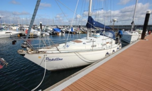 Image of SEEKER 31 for sale in Ireland for €10,950 (£9,639) DUN LAOGHAIRE, Ireland