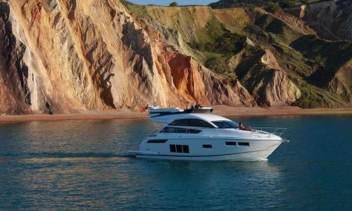 Image of Fairline Squadron 48 for sale in United Kingdom for P.O.A. Swanwick, United Kingdom