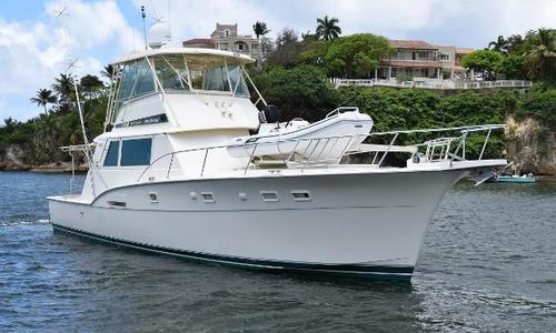 Image of Hatteras 53 Convertible for sale in Puerto Rico for $149,000 (£111,900) Humacao, Puerto Rico