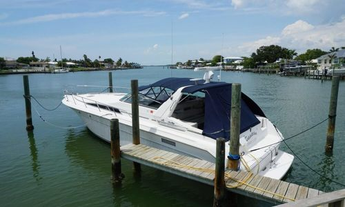 Image of Sea Ray 420 Sundancer for sale in United States of America for $59,500 (£45,130) Clearwater, Florida, United States of America