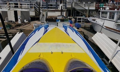 Image of Motion Marine 35 XP for sale in United States of America for $135,000 (£100,393) Hallandale Beach, Florida, United States of America