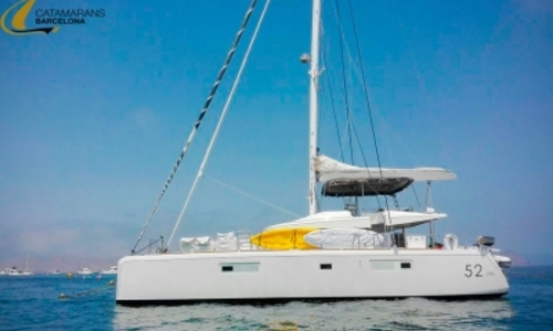 Image of Lagoon 52 for sale in Panama for €698,000 (£615,357) Panama