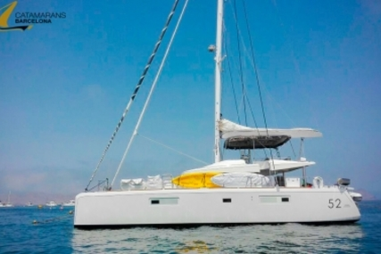 Lagoon 52 for sale in Panama for €698,000 (£622,692)
