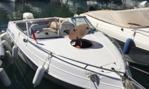 Image of Four Winns Sundowner 205 for sale in France for €15,000 (£13,405) BEAULIEU SUR MER, France