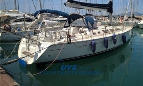 Image of Jeanneau Sun Odyssey 43 for sale in Italy for €85,000 (£76,691) LIGURIA, Italy