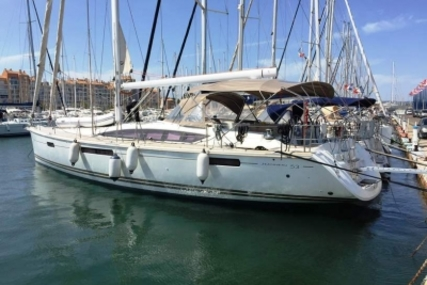 Jeanneau Sun Odyssey 53 for sale in France for €290,000 (£259,162)