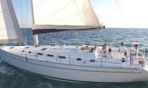 Image of Beneteau Cyclades 50.5 for sale in Saint Martin for €49,000 (£43,381) Saint Martin