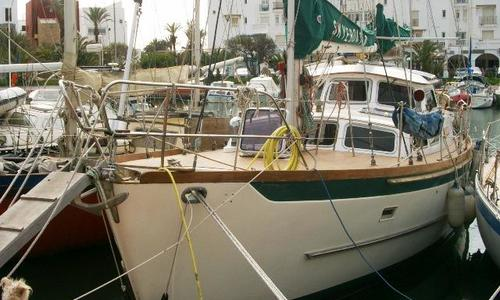 Image of Cheoy Lee Ketch 43 for sale in Spain for €69,950 (£61,983) Spain