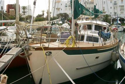 Cheoy Lee Ketch 43 for sale in Spain for €69,950 (£62,380)