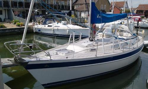 Image of Hallberg-Rassy 36 for sale in United Kingdom for £77,000 Portsmouth, United Kingdom