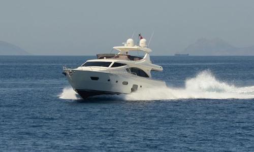 Image of Ferretti 750 for sale in Turkey for €1,790,000 (£1,575,801) Turkey