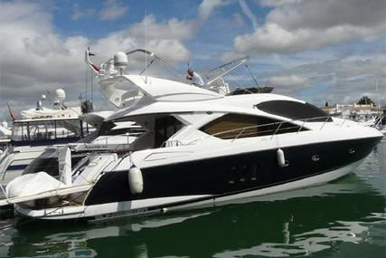 Sunseeker Manhattan 60 for sale in Turkey for €595,000 (£523,758)