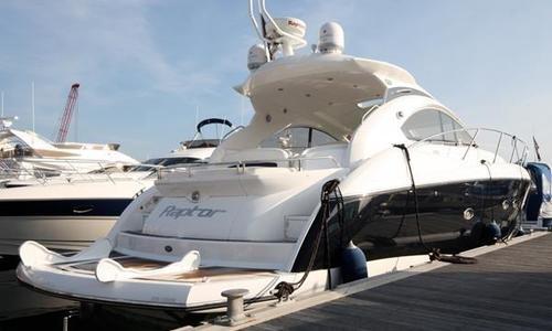 Image of Sunseeker Portofino 47 for sale in Malta for €335,000 (£299,091) Malta