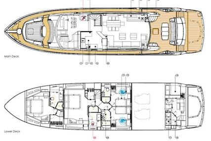Sunseeker 86 Yacht for sale in Singapore for €1,950,000 (£1,740,978)