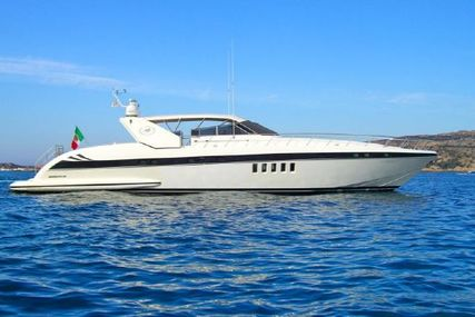 Mangusta 80 for sale in Italy for €690,000 (£608,331)