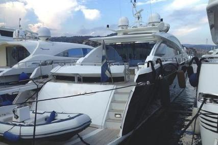 Sunseeker Predator 108 for sale in Italy for €2,950,000 (£2,613,233)