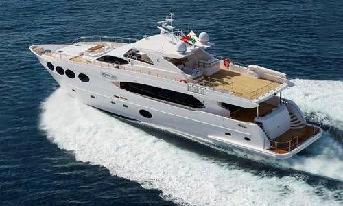 Image of Gulf Craft Majesty 105 for sale in United Arab Emirates for €3,900,000 (£3,483,511) United Arab Emirates