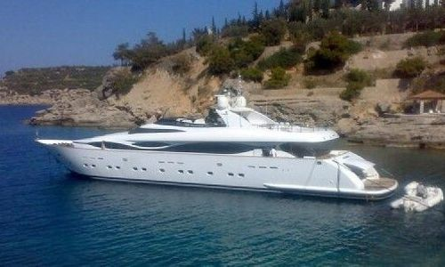 Image of Maiora 38 for sale in Greece for €4,200,000 (£3,697,118) Greece
