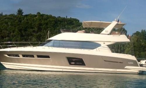 Image of Jeanneau Prestige 60 for sale in Greece for €595,000 (£521,582) Greece
